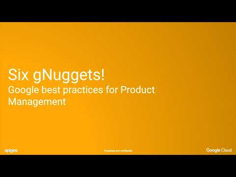 The Craft of API Product Management - 1