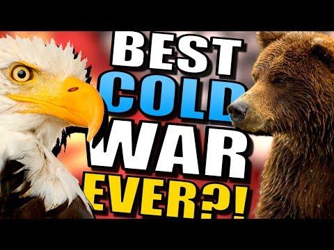 Best Cold War Mod Ever?   Hearts of Iron 4 [HOI4: Iron Curtain Mod]