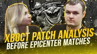 XBOCT patch analysis before EPICENTER XL matches