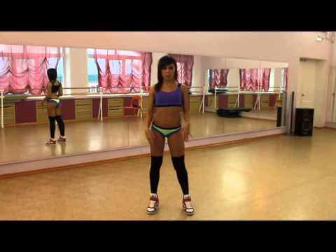 Видео уроки тверк, уроки онлайн по booty dance для начинающих.