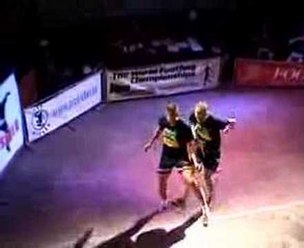 Team Footbag Freestyle - 2004 Promo Video