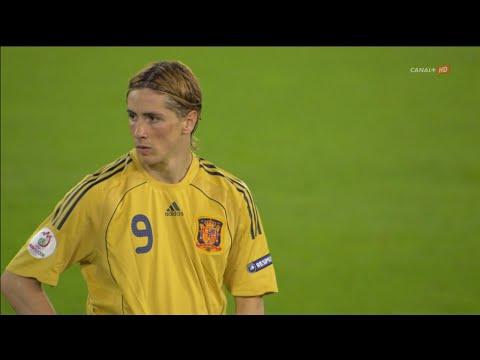 Fernando Torres vs Russia HD 720p (26/06/2008)