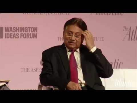 Gen. Pervez Musharraf: The Future of Pakistan