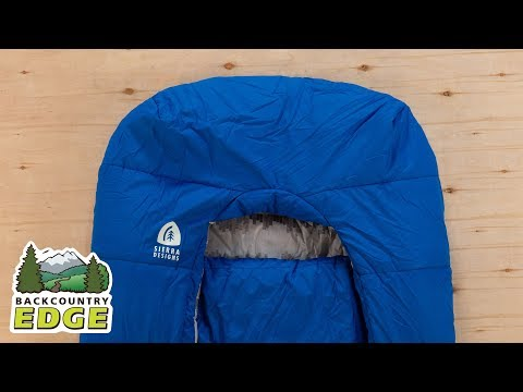 Sierra Designs Frontcountry Bed 35 Degree Sleeping Bag