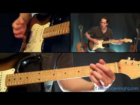 Any Way You Want It Guitar Lesson (All Rhythm Parts) - Journey