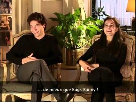 TV: Piano Duo: Karin Lechner & Sergio Tiempo invités par Alexandre Debrus dans La Clé de Fa.