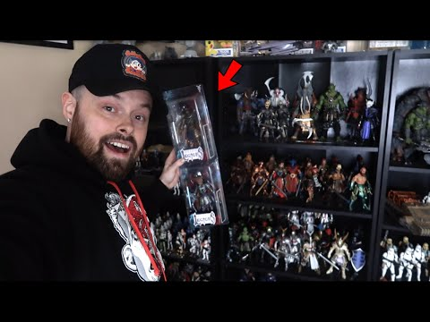 TOY HUNTING AT THE SUPER OHIO TOY SHOW FOR MYTHIC LEGIONS! MARVEL LEGENDS AND STAR WARS BLACK SERIES