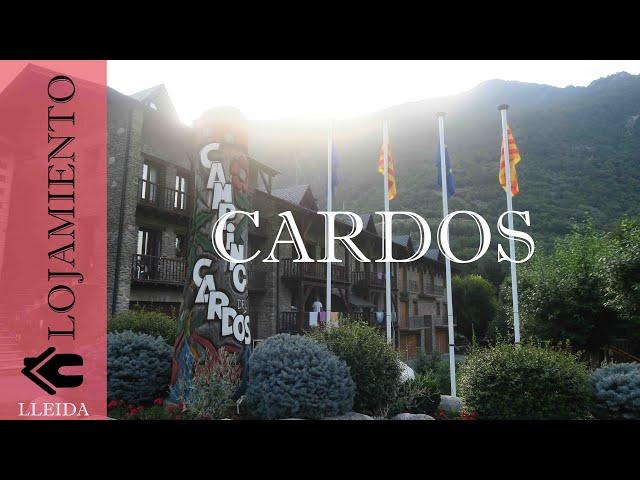 Camping del cardos Pirineus - Lleida