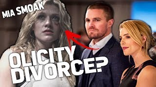 Will Oliver and Felicity Get a Divorce? - Arrow Season 7