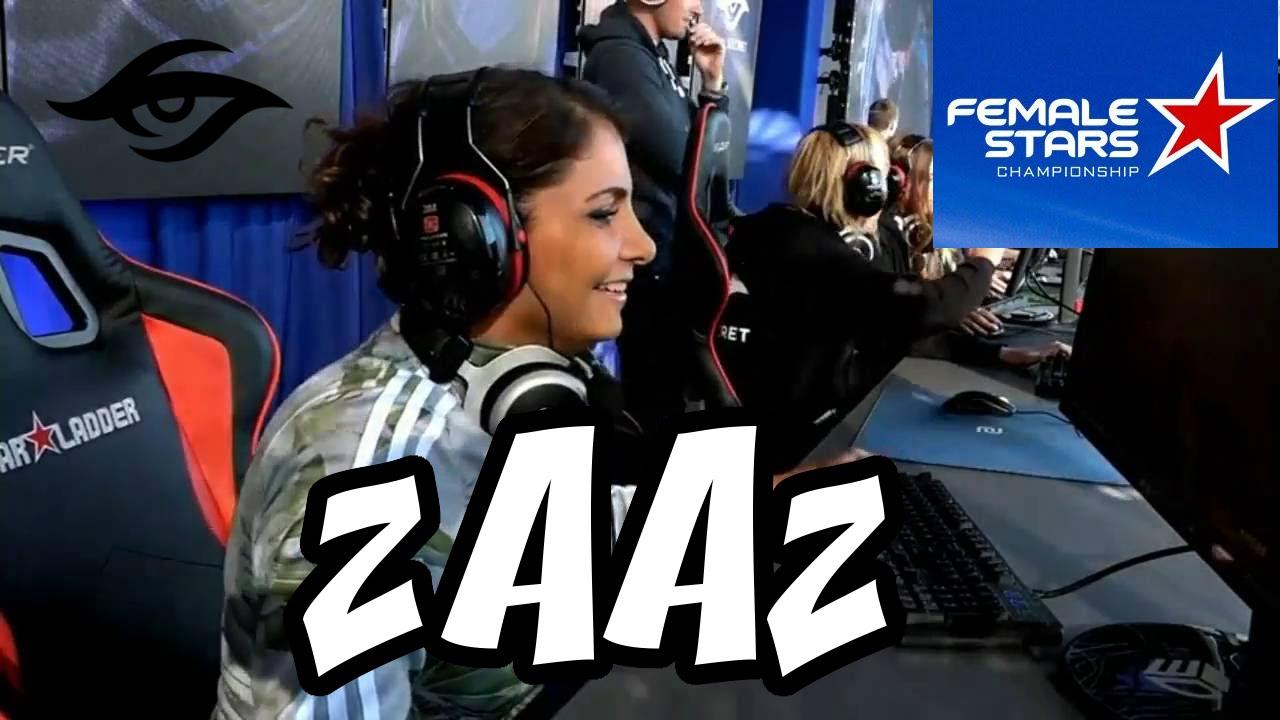 Zainab «Zaaz» Turkie