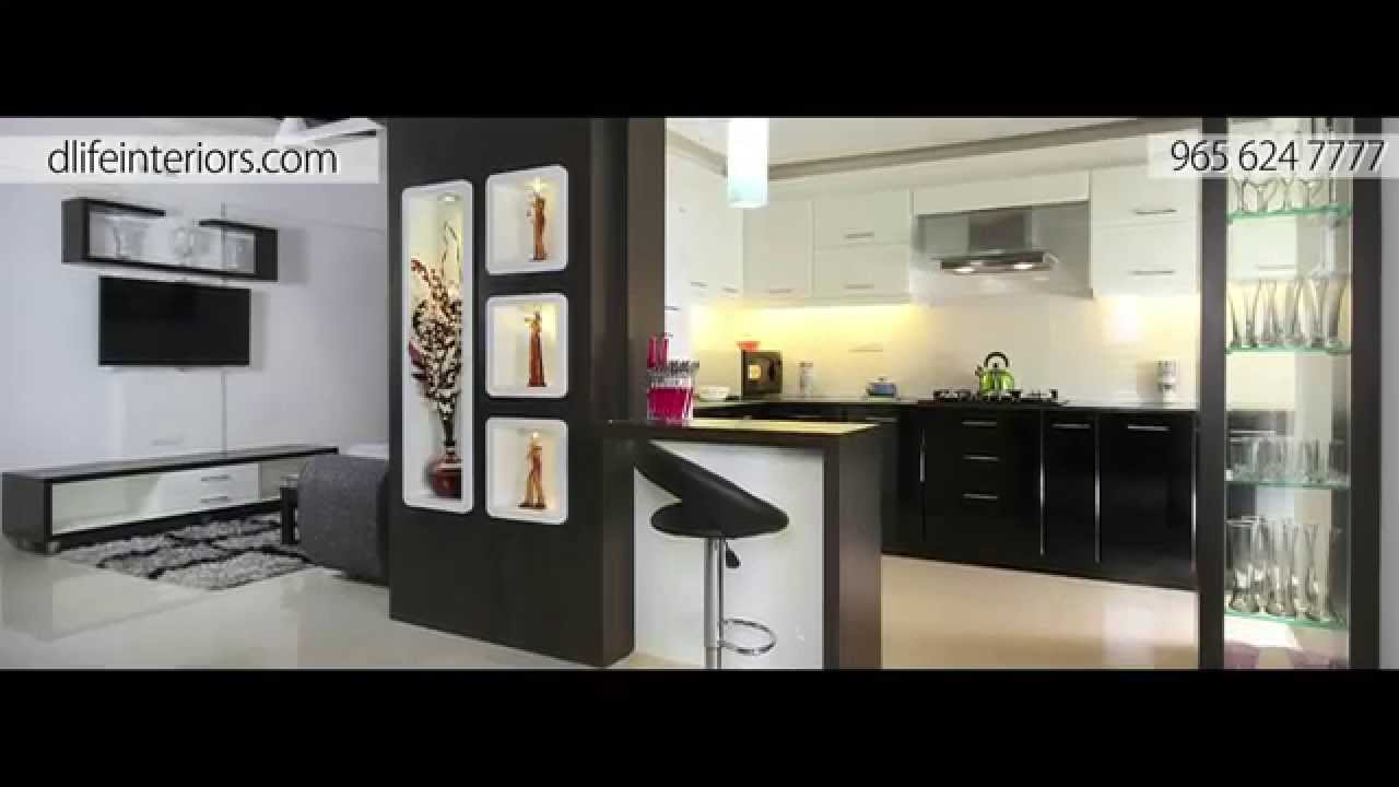 Movie Theatre Advertisement By DLIFE Home Interiors Ernakulam