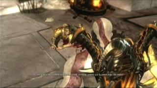 [PS3] God of War 3 - Walkthrough - Titan Mode - La Muerte de Helios(3º Reliquia) - Part 17 - HD