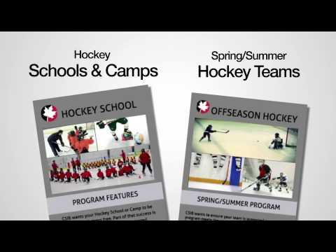 Canadian Sports Insurance Brokers: Hockey Programs