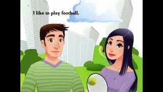 Cours d'anglais : Conversation en Anglais, Quel sport pratiquez-vous ? (Ted and Betty 3)