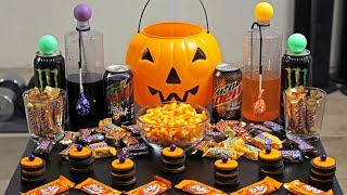 12 Fun Halloween Party Games For All Ages!  Minute To Win It Game Ideas