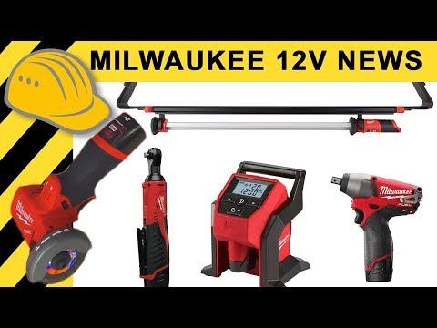 Milwaukee M12 Neuheiten - Mein Besuch bei Milwaukee TEIL 3