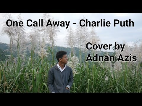 One Call Away - Charlie Puth (Cover)