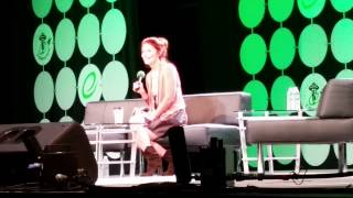 Jewel Staite Firefly Panel Emerald City Comicon Part 2