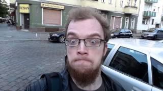 Лотерея, еда и ещё немного Берлина (Сайлент в Берлине #7) - заключительное видео(Заключительное