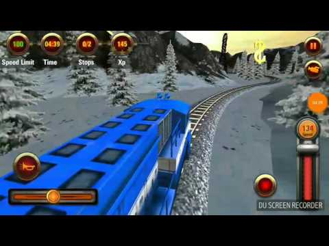 *Train Racing 3D Android children Gems.....*