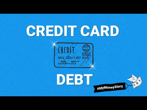 What's Your Experience With Credit Card Debt? - My Money Story