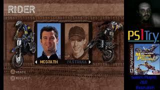 Freestyle Motocross - McGrath vs Pastrana