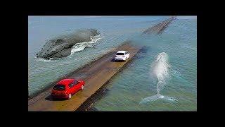 दुनिया की सबसे हैरान कर देने वाली सड़क || Amazing Roads in The World