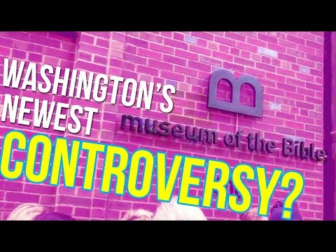 A Trip to the Museum of the Bible // Washington D.C // Walker Family Goods Unboxing