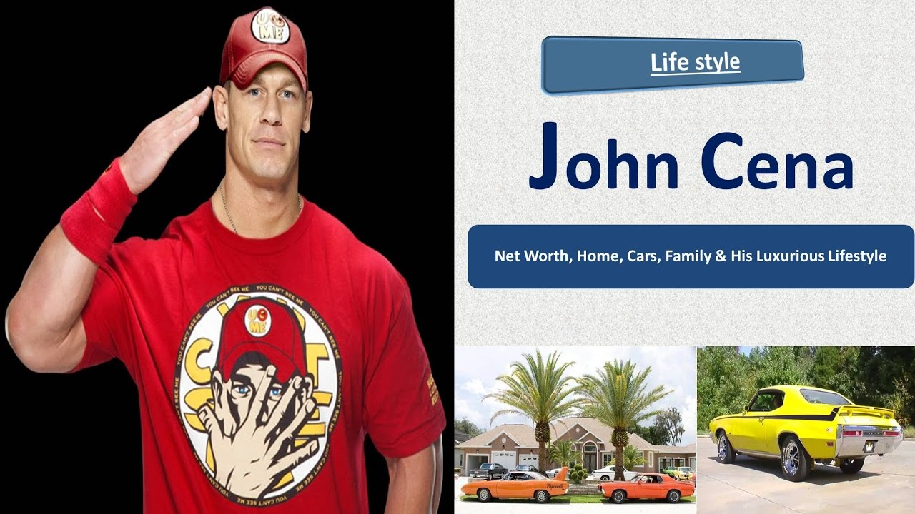 john cena net worth home cars family his luxurious lifestyle youtube. Black Bedroom Furniture Sets. Home Design Ideas