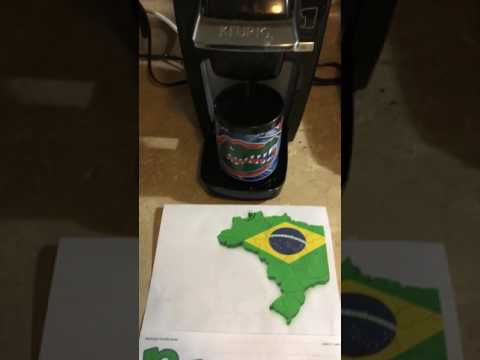 "AEB 3671 Creative Project ""Production of coffee in Brazil"""