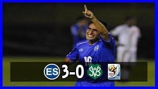 El Salvador [3] vs Suriname [0] FULL GAME: 10.15.2008: WCQ2010