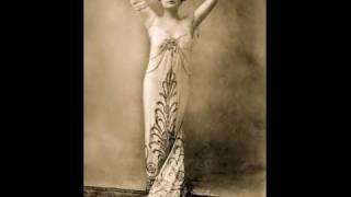 Soprano Mary Garden ~  L'amour est une vertu rare (1912)