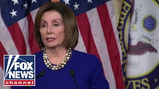 Pelosi tears into Trump, defends ripping State of the Union speech