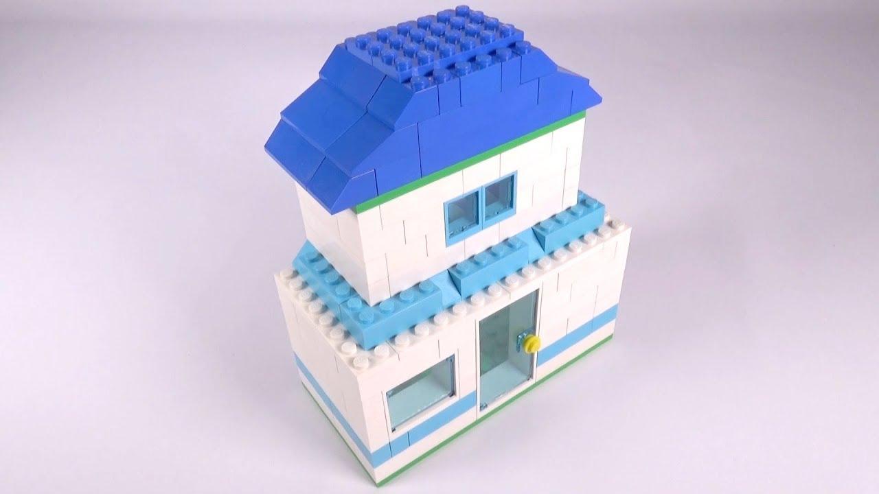 basic lego instructions free