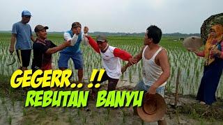 Download lagu GEGERR..!!  REBUTAN BANYU - Film Pendek Jawa