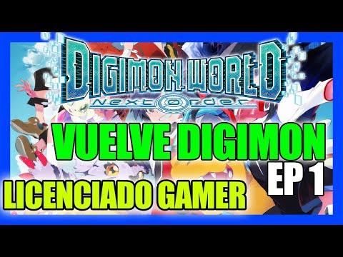 DIGIMON WORLD NEXT ORDER (PS4) GAMEPLAY ESPAÑOL EP 1😍 2020