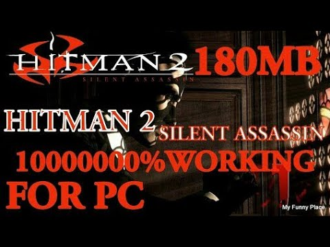 Download Hitman 2 Silent Assassin Highly Compressed For Pc