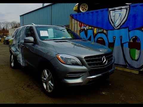 Покупка авто с 7motors. Экономия 15 тыс.$ 2015 Mercedes-Benz ML250 Bluetec