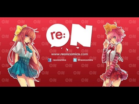 re:ON Comics @ Anime Festival Asia Indonesia (AFAID) 2013