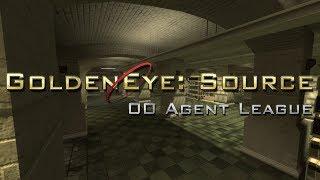 GoldenEye: Source (5.0) - Basement - 00 Agent League Match #11