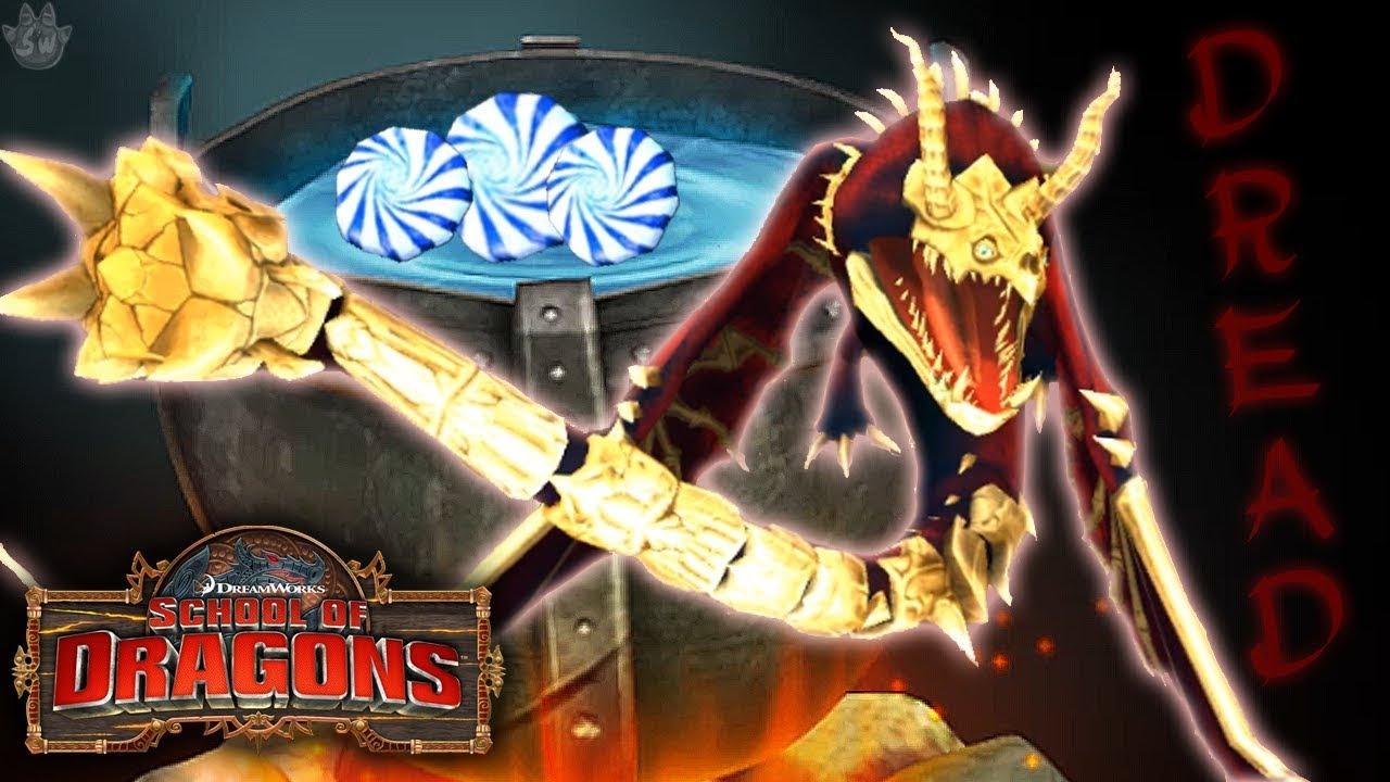 School Of Dragons Halloween 2020 DRAGON DREADFALL! School of Dragons   Full Event Guide!   YouTube