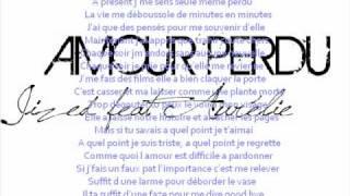 """JIZED- """"Amour Perdu"""" ( Feat Aurélie )"""