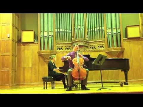 Nadia Boulanger: 3 Pieces For Cello And Piano