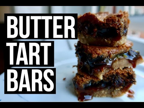 OMG THE BEST BUTTER TARTS EVER! (RECIPE BY THE MAGPIE KITCHEN)