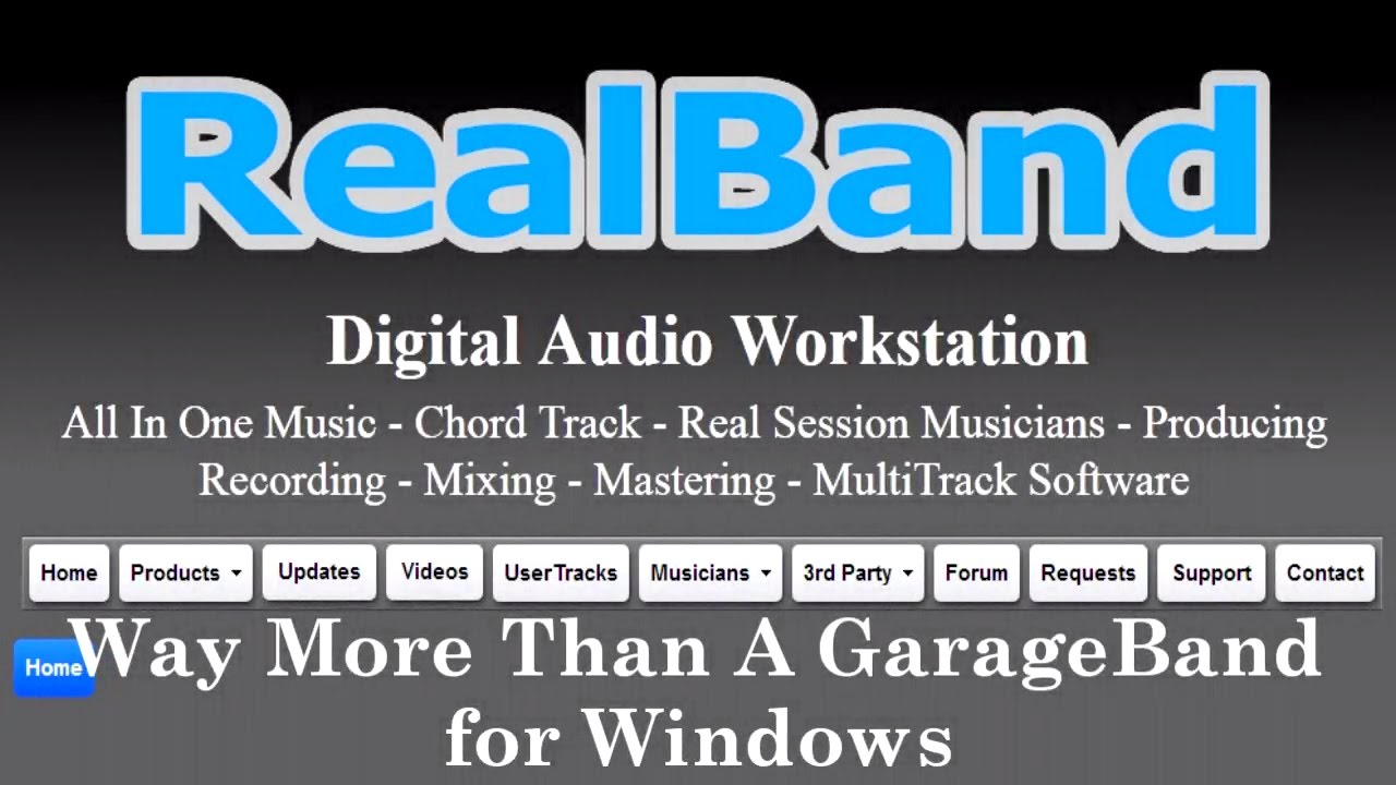 GarageBand for Windows PC Download for FREE