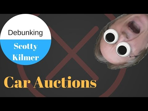 Scotty Kilmer is Wrong!: Auctions