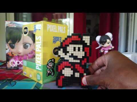📦 Unboxing : Les Pixel Pals Mario & Luigi Super Mario Bros. 3 (Figurines rétro en pixel art)