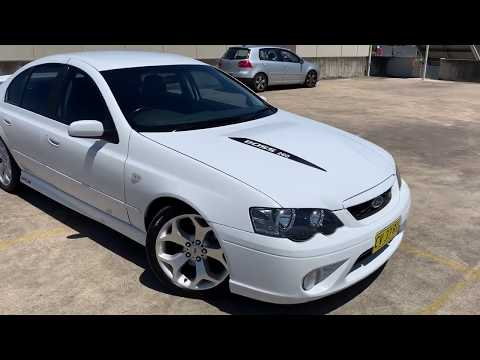 Pedders Suspension Brakes To Suit The Ford Falcon Ba Bf Youtube