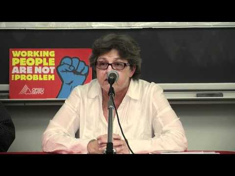 Civil Liberties Under Attack -- Fight Back! Socialism 2011 PART 3
