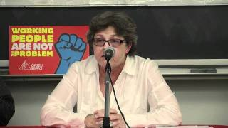 Civil Liberties Under Attack -- Fight Back! Socialism 2011 PART 3